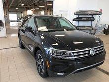 Volkswagen Tiguan Highline avec le Système d'aide à la conduite 2018
