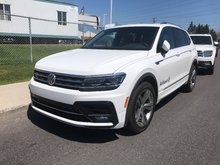 2019 Volkswagen Tiguan Highline demo