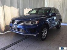 Volkswagen Touareg NAV + TOIT PANO Sportline 2016