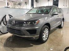 2017 Volkswagen Touareg DEMO Sportline 3.6L