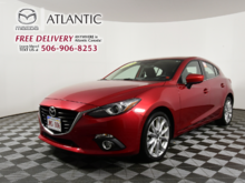 2015 Mazda Mazda3 Sport GT Factory Warranty Sunroof Alloys Automatic A/C
