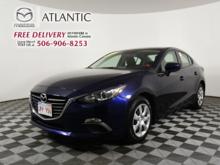 2016 Mazda Mazda3 GX Factory Warranty Dealer Maintained