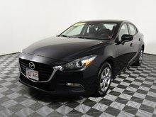2017 Mazda Mazda3 $63 WEEKLY | GX Factory Warranty