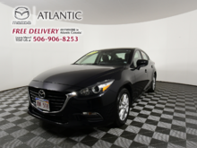 2017  Mazda3 SE One Owner Clean Carfax Factory Warranty