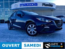 Mazda 3 Sport GX AUTO AIR BLUETOOTH USB 2015