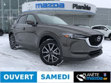 Mazda CX-5 AWD GT AUTO TOIT CUIR BOSE MAGS 2018