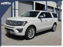 2018 Ford Expedition max Platinum
