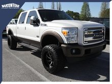 2016 Ford F-250SD King Ranch