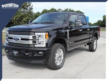 2019 Ford F-250SD Limited