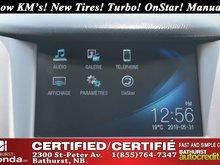 2016 Chevrolet Cruze L - Low KM's! Low KM's! New Tires! Turbo! OnStar! 6 Speed Manual! Power Options!