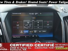 2014 Ford Escape SE - 4WD New Tires & Brakes! 4WD! Heated Seats! Backup Camera! Power Tailgate!