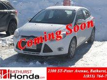2012 Ford Focus SE Auto Start! Heated Seats! XM Radio! Bluetooth!