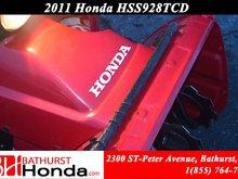2011 Honda Power Equipment HSS928CTD Snowblower