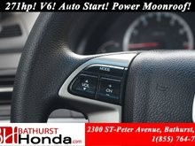 2009 Honda Accord Sedan EX - V6 271hp! V6! Auto Start!Power Moonroof! 8-way Power Driver's Seat!