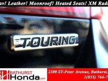 2015 Honda Accord Touring Nav! Leather! Moonroof! Heated Seats! XM Radio! Backup, Lane Camera!