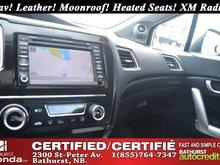 2013 Honda Civic Coupe EX-L - Nav Nav! Leather! Moonroof! Heated Seats! XM Radio!