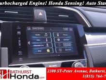 2018 Honda Civic Coupe EX-T - HS Turbo! Honda Sensing! Power Moonroof! Camera!