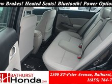 2014 Honda Civic Sedan LX New Brakes! Heated Seats! Bluetooth! Power Options!