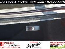 2015 Honda Civic Sedan LX New Tires & Brakes! Auto Start! Heated Seats! Backup Camera! Bluetooth!