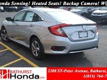 2019 Honda Civic Sedan LX Honda Sensing! Heated Seats! Backup Camera! Wifi!