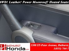 2010 Honda CR-V EX-L - 4WD 4WD! Leather! Power Moonroof! Heated Seats!