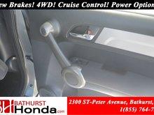 2011 Honda CR-V LX New Brakes! 4WD! Cruise Control! Power Options!