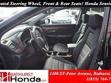2018 Honda CR-V TOURING Panoramic Moonroof! Hands-Free Access Power Tailgate! Heated Sterring Wheel!