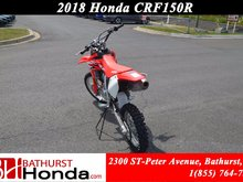 2018 Honda CRF150R  Power when you want it! Easy start from hot or cold!