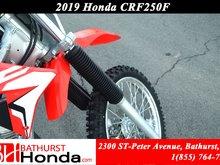 2019 Honda CRF250 F Dependable Power!!! Electric Start!