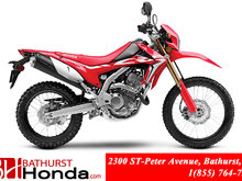 2019 Honda CRF250L  Coming Soon! Explore mountain trails and then cruise home on the highway!