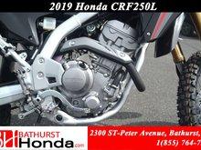 2019 Honda CRF250L  Black Color Edition!