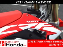 2017 Honda CRF450 R Mint Condition! Even more competitive than you are!