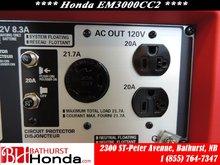 9999 Honda EM3000CC2