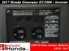 2017 Honda EU1000I Inverter