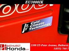 9999 Honda EU3000IK  Portable, lightweight and compact!