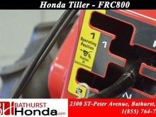 9999 Honda FRC800  19.7 tilling width! Self propelled! 3 forward speeds!