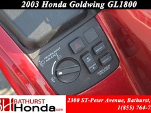 2003 Honda Gold Wing 1800 Cruise Control! Audio System!