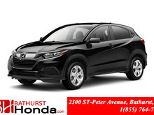 2019 Honda HR-V LX - FWD Honda Sensing! Heated Seats! Backup Camera! Bluetooth!