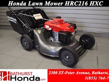 9999 Honda HRC216HXC  Commercial Grade GXV160 Engine! Hydrostatic! Self-propelled!