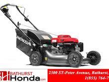 9999 Honda HRR216VYC  Self-propelled! RotoStop Blade Stop System!