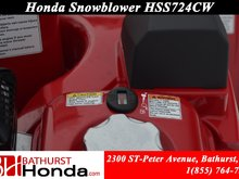 9999 Honda HSS724CW  Clear up to 42 metric tons (up to 46 tons) of snow per hr!!
