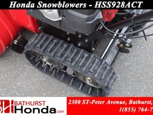 9999 Honda HSS928ACT  Low noise muffler with deflector!!