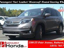2019 Honda Pilot Ex-L - Navigation 8 Passengers! Nav! Leather! Moonroof! Heated Steering Wheel! Honda Sensing!