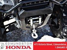 2016 Honda TRX500 FA6C Rubicon 4x4 Power Steering! Winch! Windshield! Rear Seat!