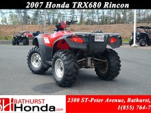 2007 Honda TRX680 Rincon Fully Automatic! Fuel Injection! Independent Rear Suspension!