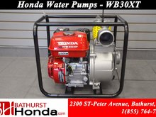 9999 Honda WB30XT  1100 litres per minute maximum discharge! Honda GX160T2!