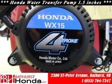 9999 Honda WX15CX
