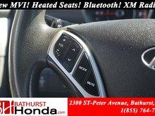 2012 Hyundai Elantra  Heated Seats! Bluetooth! XM Radio! Power Options!