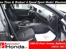 2014 Mazda Mazda3 GX-SKY New Tires & Brakes! 6 Speed Skyactiv-Drive Sport mode! Bluetooth! Push Start! A/C!