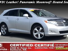 2011 Toyota Venza AWD AWD! Auto Start! Leather! Panoramic Moonroof! Heated Seats! XM Radio!